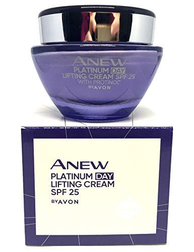 Avon Anew Platinum Lifting Day Cream SPF 25 with Protinol 1.7oz