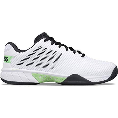 K-Swiss Hypercourt Express 2, Zapatos de Tenis Hombre, Blanco, 41.5 EU