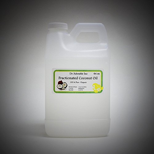 %44 OFF! Coconut Fractionated Oil Tottaly Touchable 64 oz/2 Quarts