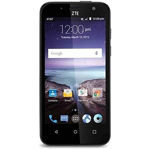 ZTE Maven - No Contract Phone - Retail Packaging (AT&T)