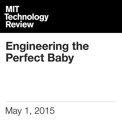 Engineering the Perfect Baby cover art