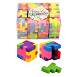 Cube Puzzle Eraser - one supplied