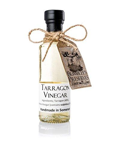 Bumblee's Handgemachter Essig aus Estragon 1 Flasche 100 ml Viele Gesundheits- und Schönheitsvorteile Von Hand im Vereinigten Königreich gefüllt Einzigartiger Geschmack