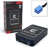 Interfaz Bluetooth - USB MP3 - Auxiliar para el coche RENAUL