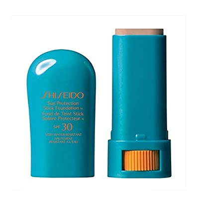 Shiseido UV Protective Stick Foundation SPF36 - # Fair Ivory 9g/0.3oz