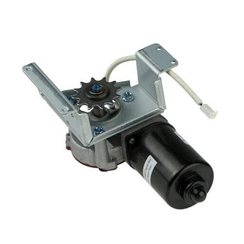 Why Should You Buy Liftmaster 041D1624-2 DC Motor with Mounting Bracket Replacement Kit 12V Openers
