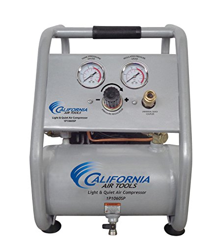 CALIFORNIA AIR TOOLS CAT-1P1060SP GAL 56DB Air Compressor