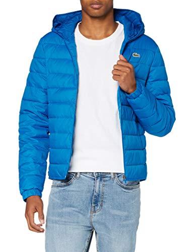Lacoste Herren Bh1531 Mantelkleid, Blau (Blau), 44