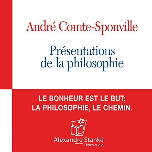 Présentation de la philosophie audiobook cover art