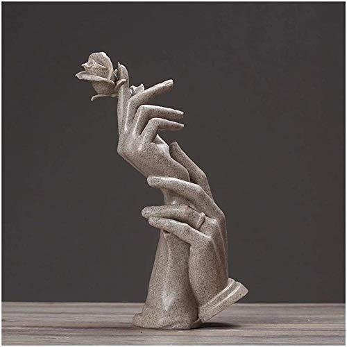 Escultura creativa decoración de escritorio dormitorio decoración de la sala de estar,Deco,...