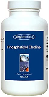 Allergy Research Group Phosphatidyl Choline - 385 mg - 100 Softgels