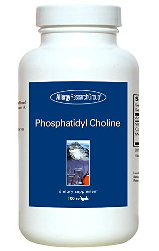 Phosphatidyl Choline, 100 Softgels - Allergy Research Group