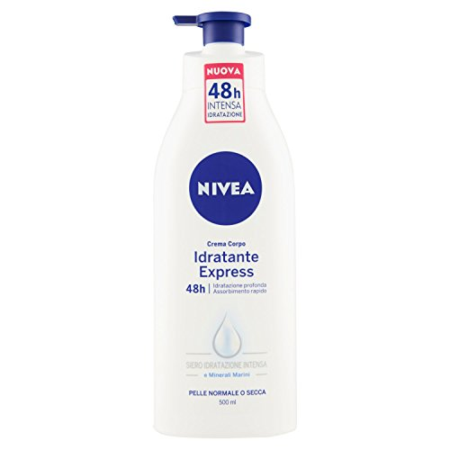 Nivea Crema Corpo Idratante Express, 500ml