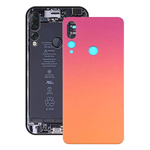 leluckly1 Replacemen teasy to install Replace Battery Back Cover for Lenovo Z5S / L78071 (Color : Red)