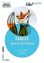 Fables - 50 Fables choisies de Jean de La Fontaine