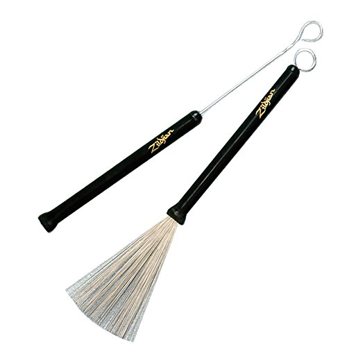 Zildjian Professional Wire Brushes, Retractable