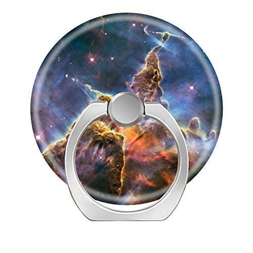 Cargot New Version Finger Phone Holder Faltbarer Griff Expanding Pop Stand für Smartphone und Tablets-Carina Nebula by The Hubble Space Teleskop