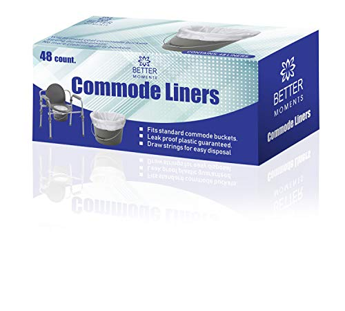 Commode Liners By Better Moments
