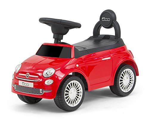 Jeździk pchacz pojazd Fiat 500 Milly Mally red
