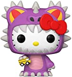 Funko- Pop Sanrio: Hello Kitty Land Kaiju HK Figura Coleccionable, Multicolor (49832)