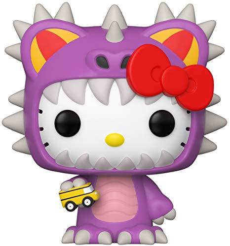 Funko- Pop Sanrio: Hello Kitty Land Kaiju HK Figura Coleccionable, Multicolor (49832)
