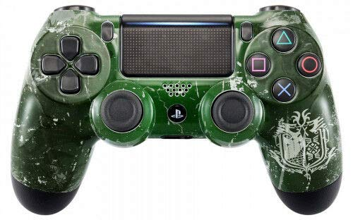 PS4 Custom UN-MODDED Controller Exclusive Unique Designs - Multiple Designs Available CUH-ZCT2U (Monster Hunter)