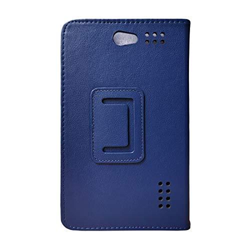 Transwon 7 Inch Phablet Case Compatible with ibowin M710, Tagital 7 Quad Core 3G Phablet, Yuntab E706, BLU Touchbook M7, indigi Phablet 7.0, Fusion5 F704B, LISRUI Phablet 7 Inch, NeuTab Air7 - Navy