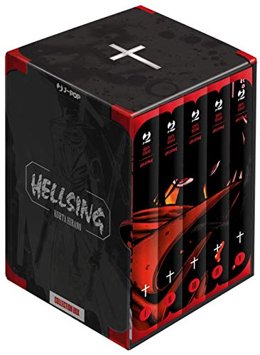 Hellsing. New edition. Box: 1-5: Vol. 1-5