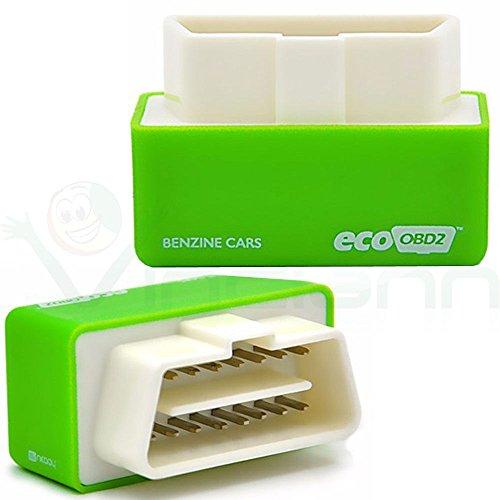 Zusätzliches Modul Grün Steuereinheit Auto Benzin Car Tuning Universal Eco OBD2