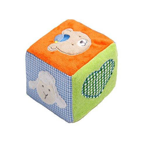 Rotho Babydesign Jeu Cube avec Hochet