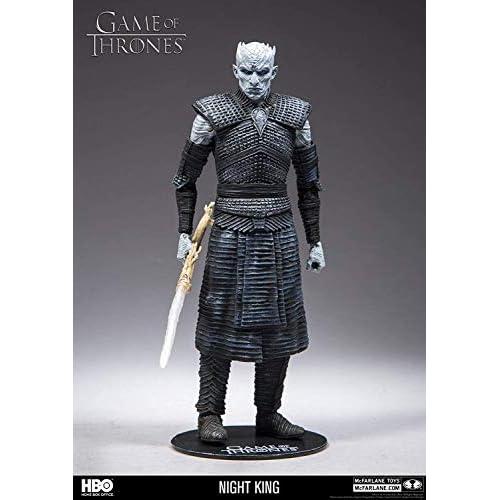 Game Of Thrones - Action Figure Roi De La Nuit 18 Cm [Edizione: Francia]