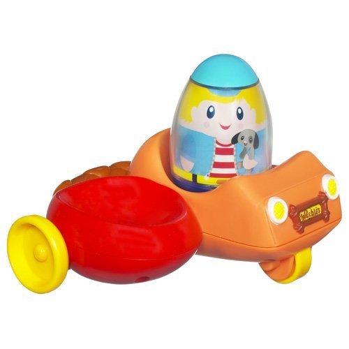 Other Properties Playskool Weebles Wobblin Go-Cart - Boy