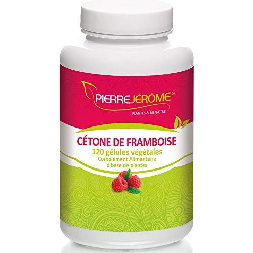 Pierre Jérôme Cétone de Framboise 120 Gélules de 500 mg