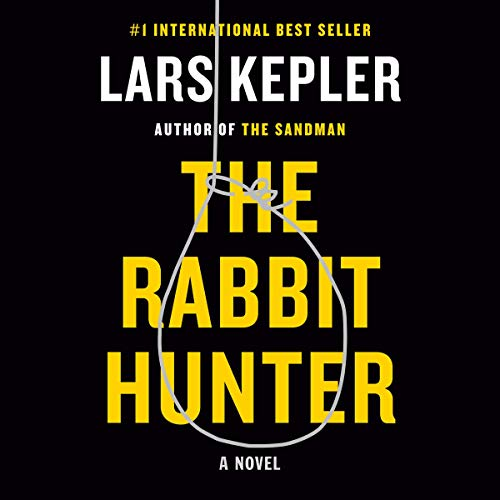 The Rabbit Hunter audiobook cover art