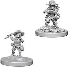 Wizkids Miniatures Pathfinder Battles Deep Cuts Male Halfling Rogue