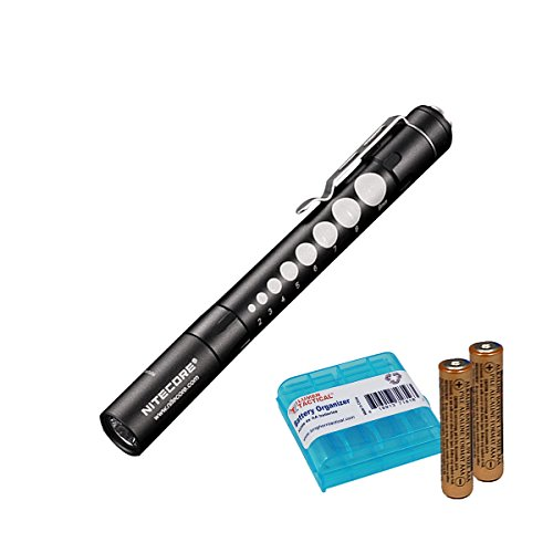 Nitecore MT06MD 180 Lumen Nichia LED Medical Penlight...
