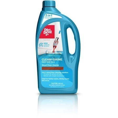Dirt Devil Clean+Shine Refresh Wood Floor Cleaning Solution, AD30045
