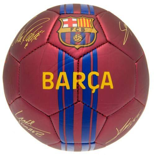 FC Barcelona Football Signature MT Offizieller Merchandise-Artikel
