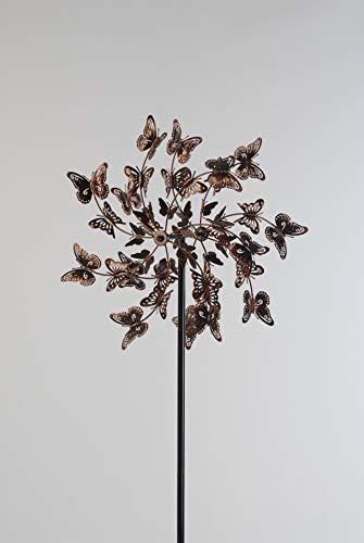 Chalily Garden Windspiel Kinetische Skulpturen Butterfly Bounty Butterfly Bounty