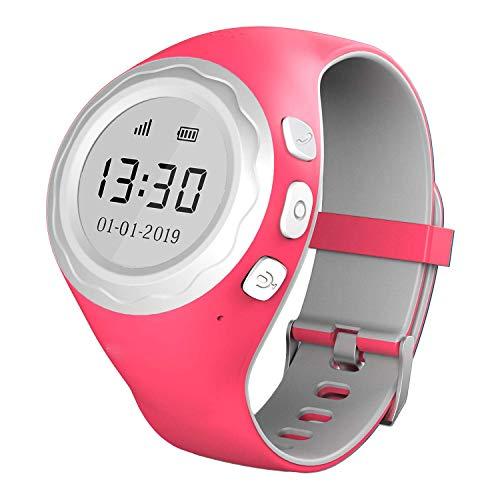 Ping Naut Reloj Inteligente Pingonaut Kidwatch, para niños, con GPS, con teléfono...