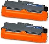 Mipelo TN-2320 TN2320 Cartuchos de tóner, 2 Negro Reemplazo Compatible para Brother...