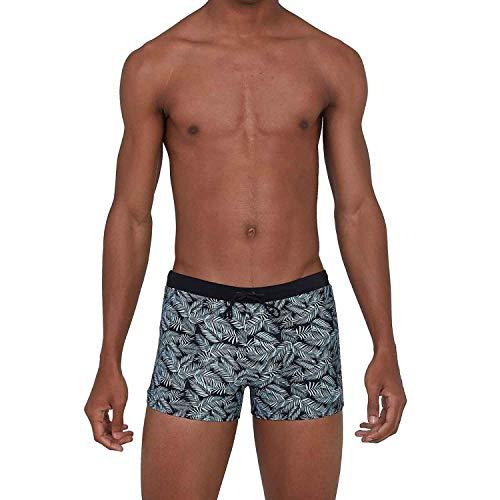 Speedo Valmilton Aquashort Badehose für Herren L Cornwall-schwarz