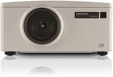 Max 67% OFF Christie Digital Systems DWX600-G San Francisco Mall DLP Lumens Projector 6150 Wh