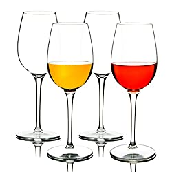 Michley Unbreakable Wine Glass Set at Amazon