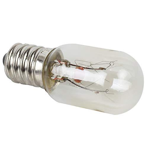 WRMING® Universal Réfrigérateur Congélateur Four Ampoule 220V 15W E14 Four Micro-Onde Machine à Coudre Ampoule (5 PCS),10PCS