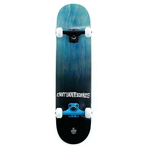 Enuff Fade Complete Skateboard Blue Width:7.75