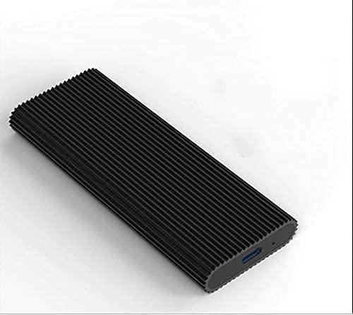 Disco rigido portatile, disco rigido esterno da 2 TB Tipo C esterno per PC, laptop e Mac (2TB, Black)