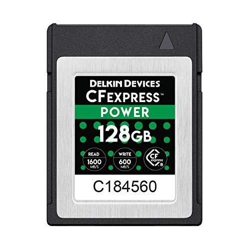 Delkin CFexpress Type-B POWER メモリーカード 1TB 書込み速度 1430MB/s 読出し速度 1730MB/s DCFX1-1TB