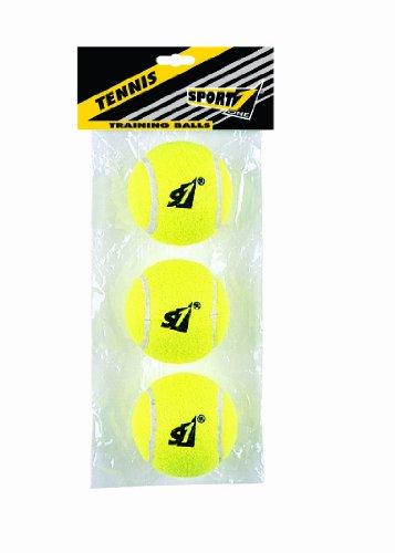 FORMA ORM098, Palline da Tennis, 3 Pezzi Unisex – Adulto, Multicolore, Taglia Unica