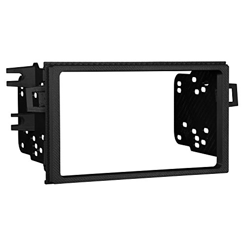 Metra 95-7895 Double DIN Installation Dash Kit for 1998-2002 Honda Accord